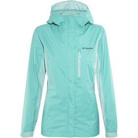 Columbia Pouring Adventure II Jacket Women miami/iceberg